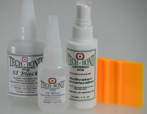 Photo of Adhesives and Activator/Accelerator